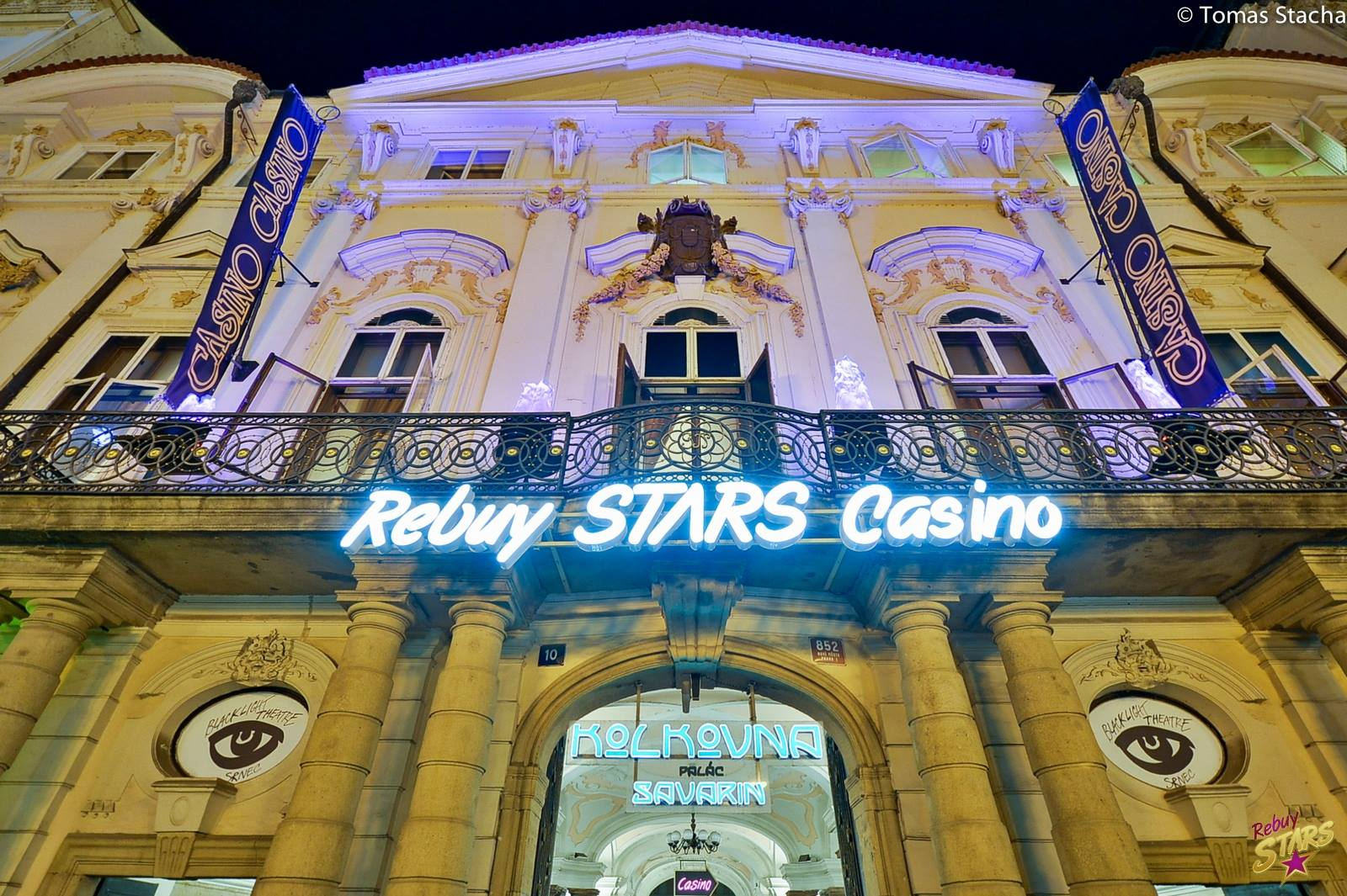Rebuy stars casino